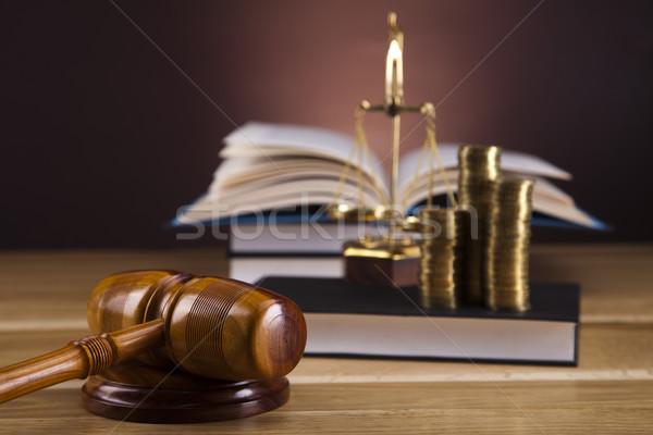 Law Stock photo © JanPietruszka