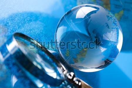 Diamond - Gem, bright colorful tone concept Stock photo © JanPietruszka