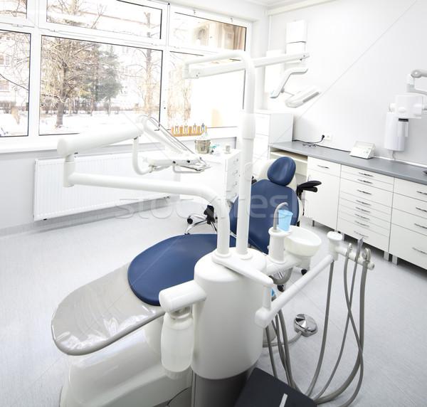 Photo stock: Dentaires · bureau · médecin · médicaux · technologie · hôpital