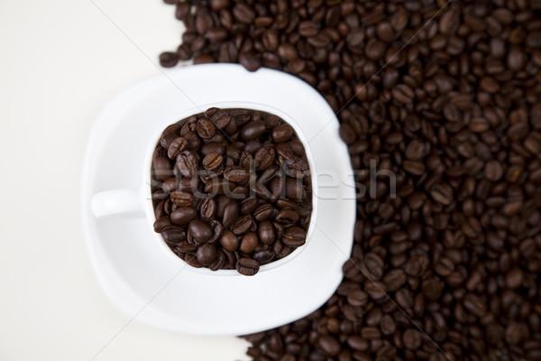 кофеин яркий ярко текстуры продовольствие кадр Сток-фото © JanPietruszka