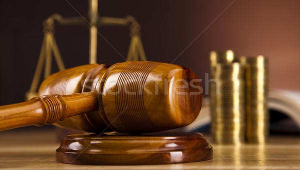 Judge gavel    Stock photo © JanPietruszka
