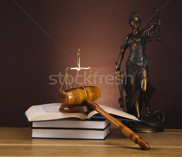 Lady of justice, Law Stock photo © JanPietruszka