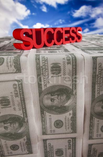 Success  Stock photo © JanPietruszka