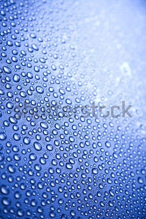 Drops background Stock photo © JanPietruszka