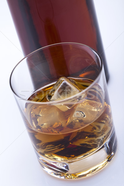Whiskey Stock photo © JanPietruszka