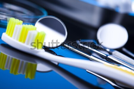 Dental medicine Stock photo © JanPietruszka