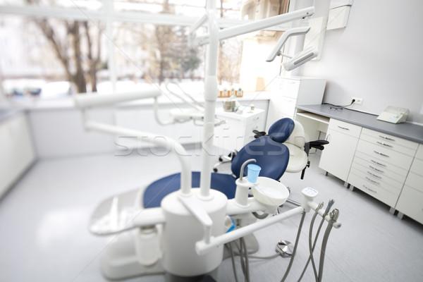 Photo stock: Dentaires · matériel · de · bureau · médecin · médicaux · technologie · hôpital