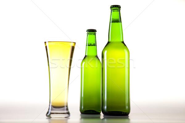 Birra raccolta luminoso vibrante alcol party Foto d'archivio © JanPietruszka