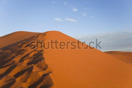 Deserto colorato vibrante viaggio panorama sfondo Foto d'archivio © JanPietruszka