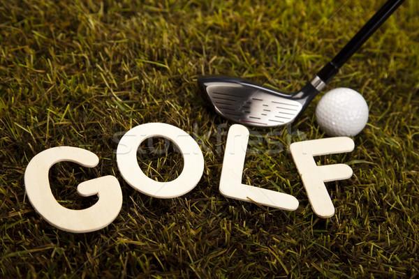 Golf  Stock photo © JanPietruszka