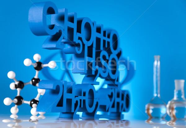 室 薬 科学 ボトル ラボ 化学 ストックフォト © JanPietruszka
