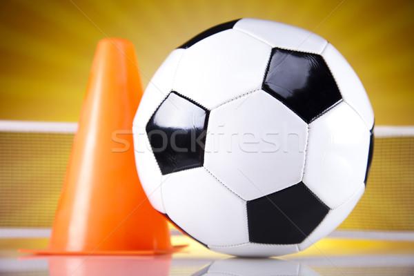 Soccer ball Stock photo © JanPietruszka