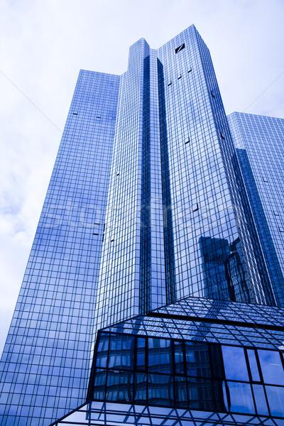 Zdjęcia stock: Korporacyjnych · budynków · perspektywy · naturalnych · kolorowy · biuro