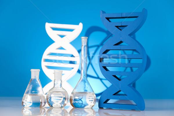 Сток-фото: лаборатория · стекла · химии · науки · формула · медицина