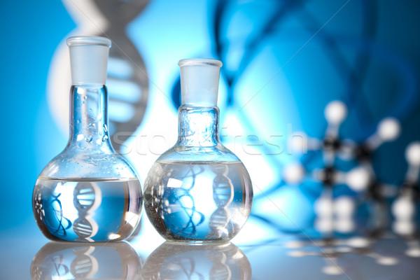 Stock photo: Laboratory