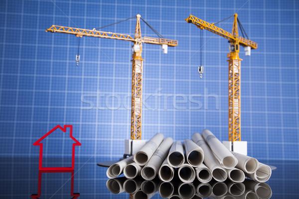 建物 建設 ビジネス 建物 金融 不動産 ストックフォト © JanPietruszka