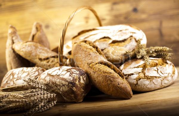 Foto stock: Alimentos · naturaleza · compras · cocina · trigo