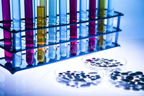 Laboratory glass   Stock photo © JanPietruszka