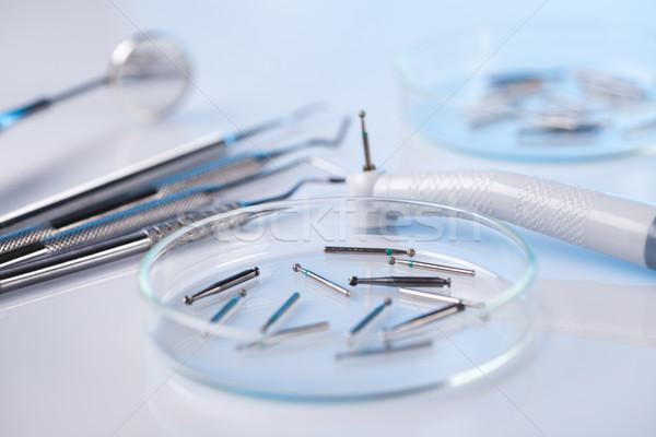 Stomatology equipment  Stock photo © JanPietruszka