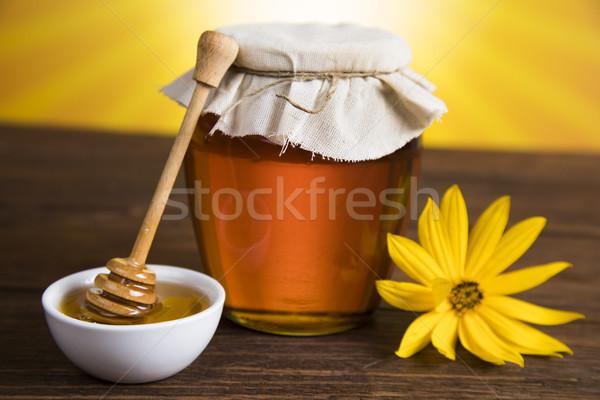 Sweet honey Stock photo © JanPietruszka
