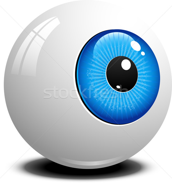 Eyeball Stock photo © jara3000