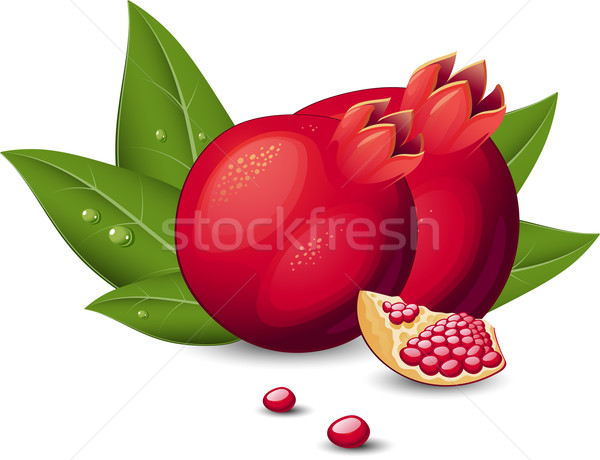 Pomegranate Fruit Stock photo © jara3000