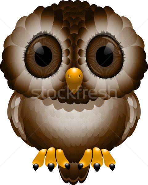 Night Owl Stock photo © jara3000