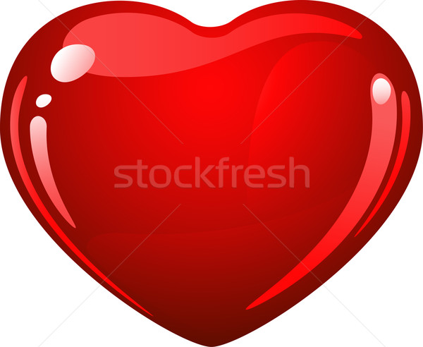 Red Heart Stock photo © jara3000