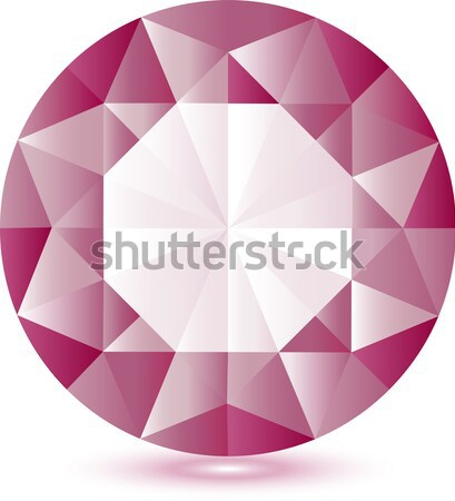 Pink gem Stock photo © jara3000