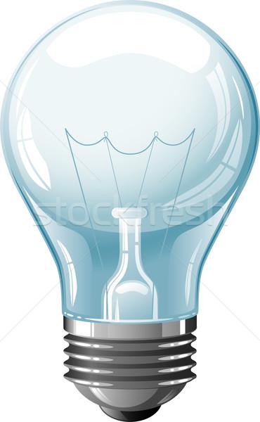Vettore bianco eps tecnologia vetro Foto d'archivio © jara3000