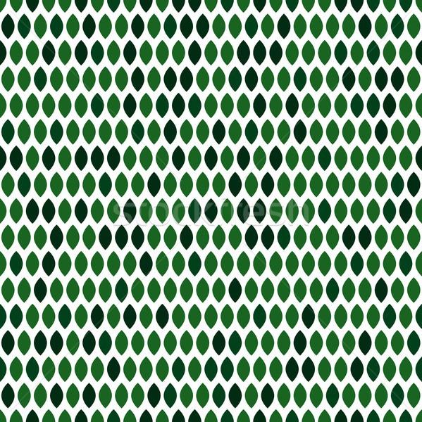 Vecteur feuilles vertes eps 10 papier texture Photo stock © jara3000