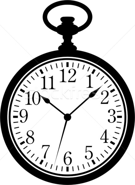 Pocket Watch Stock photo © jara3000