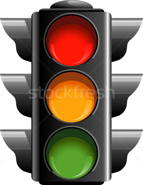 Traffic lights Stock photo © jara3000