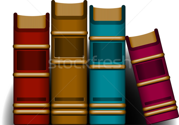 Four Books Stock photo © jara3000
