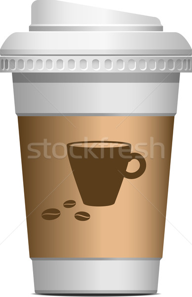 Coffee to go Stock photo © jara3000