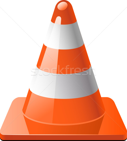 Traffic cone Stock photo © jara3000