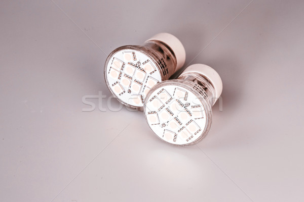 Modern LED bulbs Stock photo © jarin13