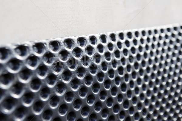 Film muur nieuwe gebouw home bouw Stockfoto © jarin13