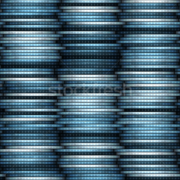 Azul linhas textura belo sem costura Foto stock © jarin13