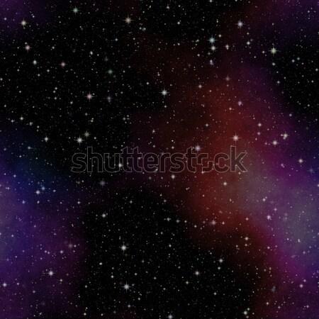 Textura universo espacio noche hermosa sin costura Foto stock © jarin13