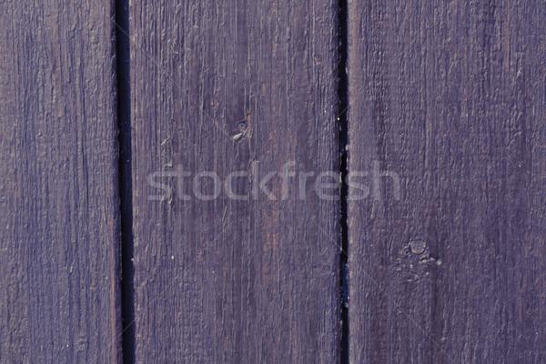Schönen braun Holz Textur möglich Tabelle Stock foto © jarin13