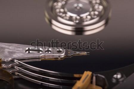 Hard disk drive HDD Stock photo © jarin13