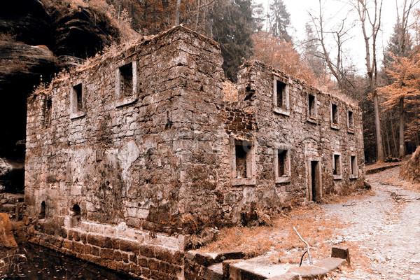 Old Mill Stock photo © jarin13