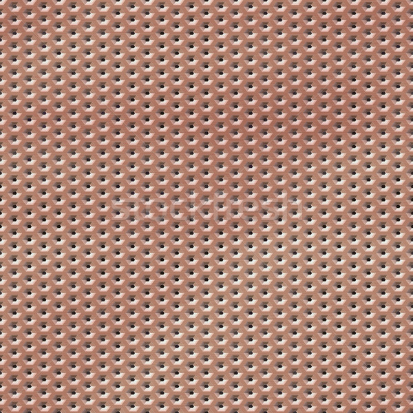 Wire orange mesh seamless texture or background Stock photo © jarin13