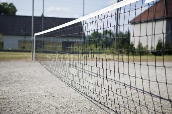 futnet netting Stock photo © jarin13