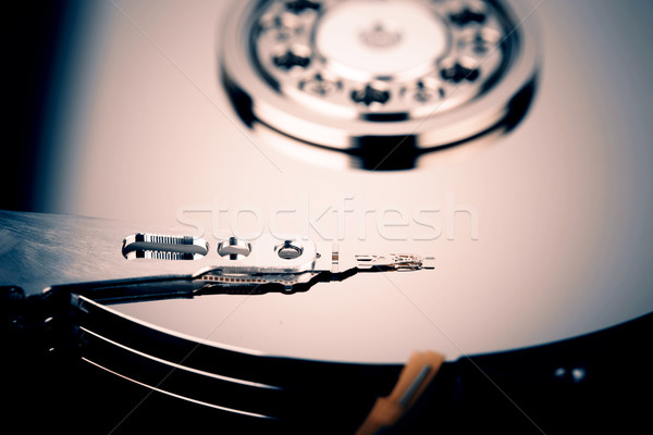 Hard disk drive HDD Stock photo © jarin13