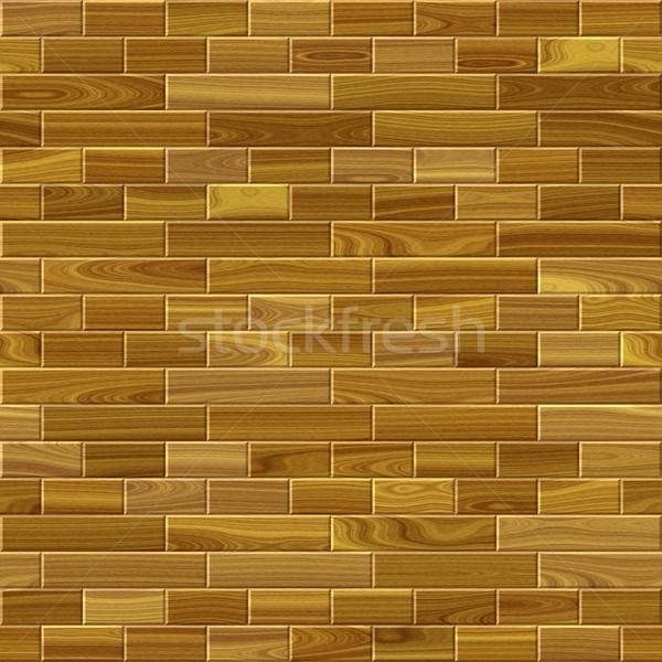 Textuur houten vak container muur hout Stockfoto © jarin13