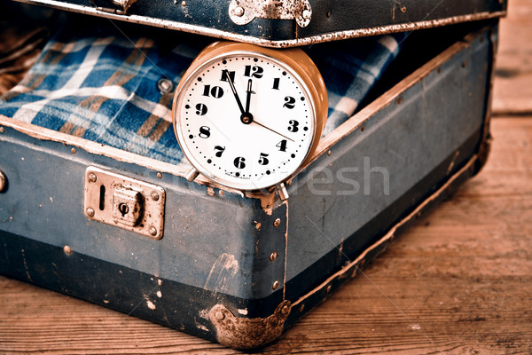 Time to go Stock photo © jarin13