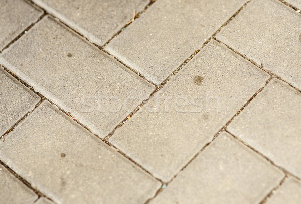 interlocking pavement Stock photo © jarin13