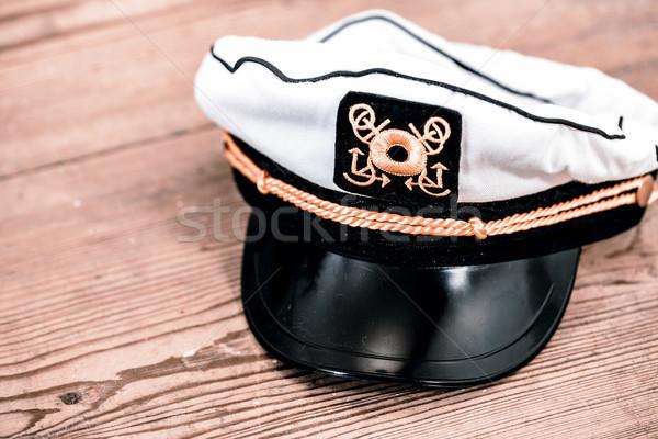 sailor's cap Stock photo © jarin13